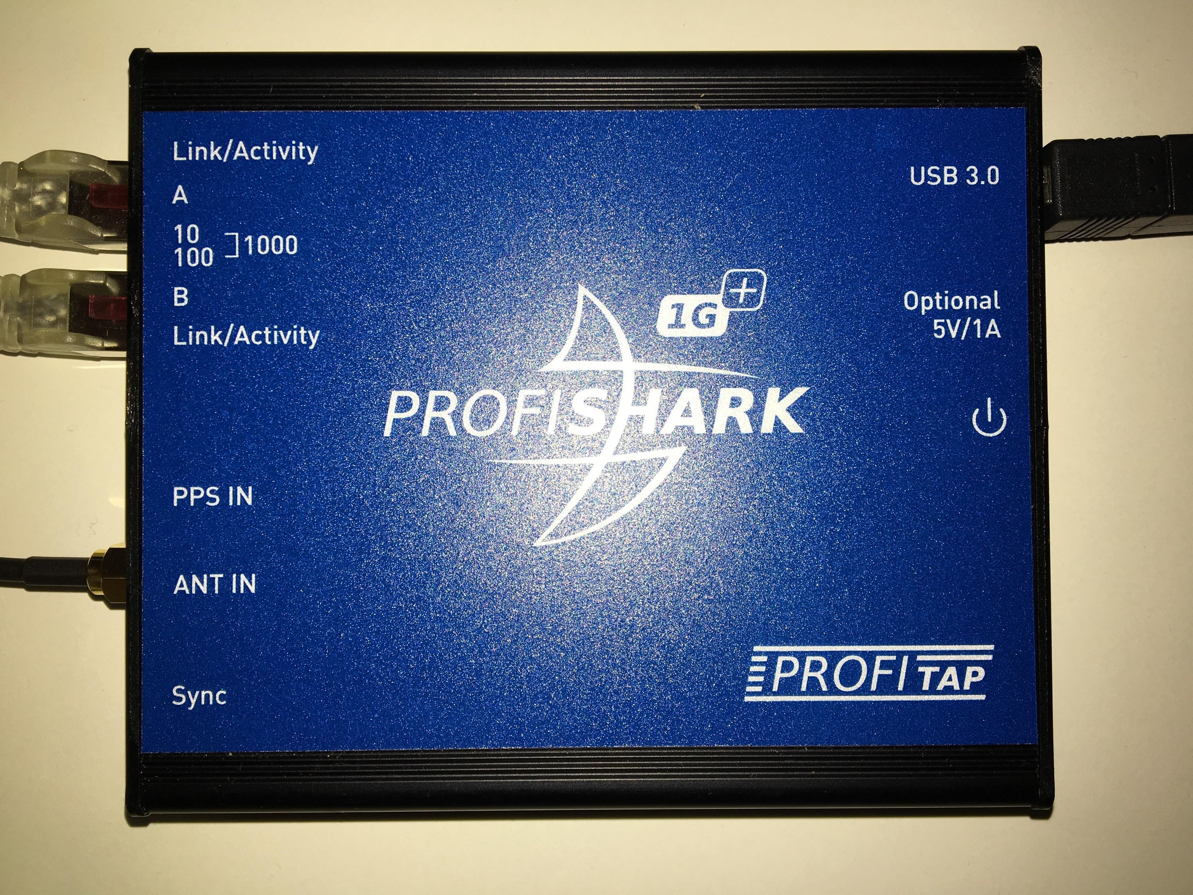 A look at the Profishark 1G+