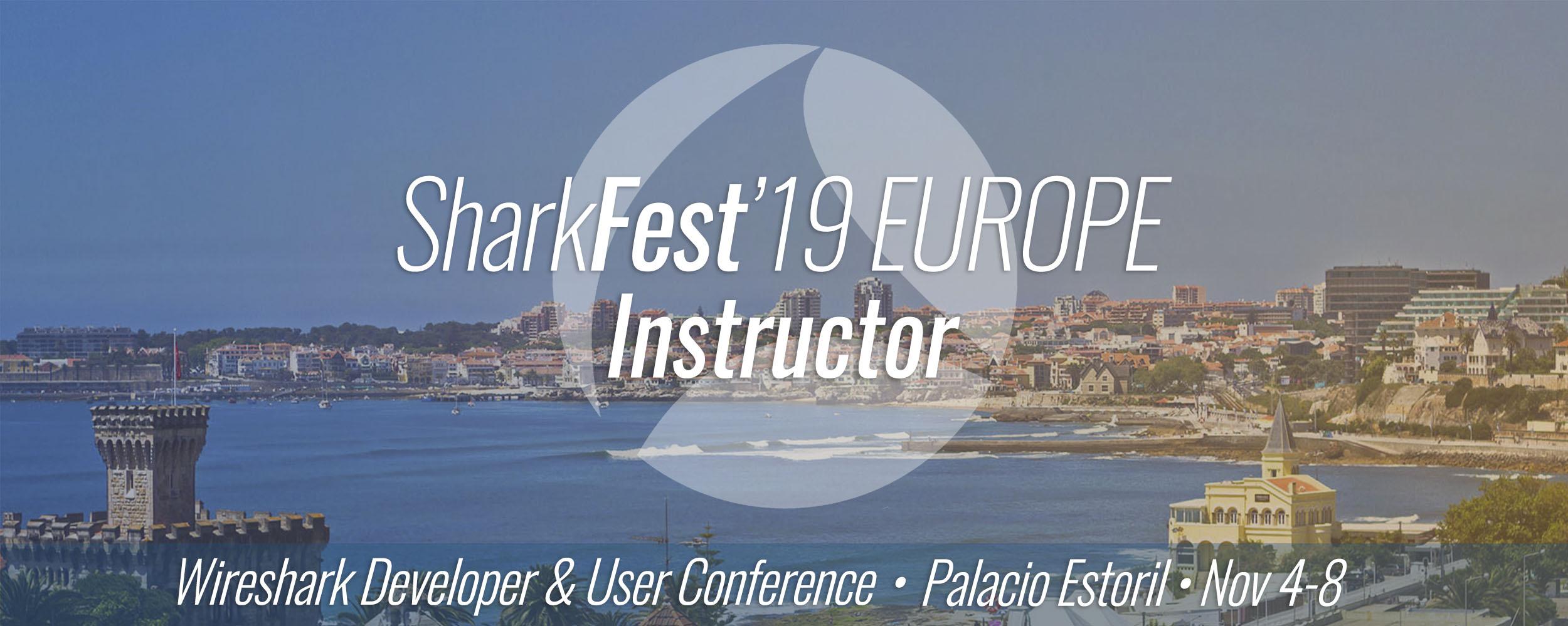 SharkFest EU Banner Ad